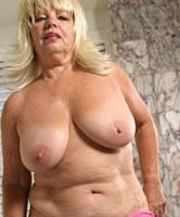 Granny fat extrem pervers