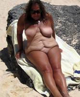 Und nackt alt frauen dicke Reife Frauen