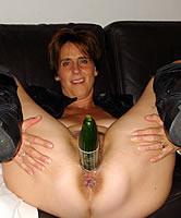 Ehefrau Masturbiert