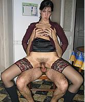fetisch model dreierfick