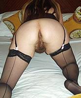Pornobilder Haarig