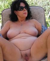 Mollige Granny