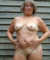 Alt nackt und geil