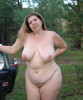 Dicke hausfrauen nackt