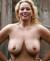 Brüste reife Reifen Natürliche